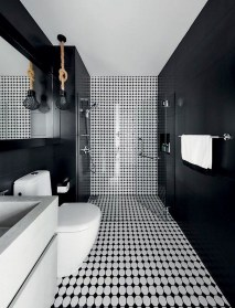Cute Minimalist Bathroom Design Ideas For Your Inspiration04