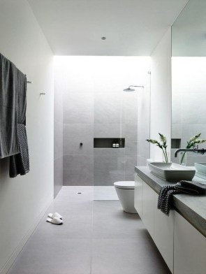 Cute Minimalist Bathroom Design Ideas For Your Inspiration17