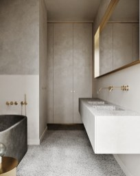 Cute Minimalist Bathroom Design Ideas For Your Inspiration30