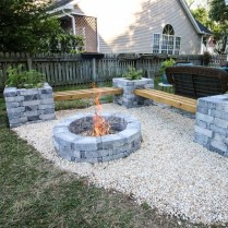 Extraordinary Diy Firepit Ideas For Your Outdoor Space02