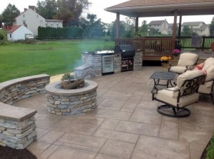 Extraordinary Diy Firepit Ideas For Your Outdoor Space30