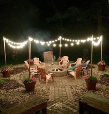 Extraordinary Diy Firepit Ideas For Your Outdoor Space32