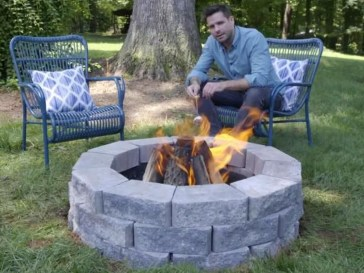 Extraordinary Diy Firepit Ideas For Your Outdoor Space37