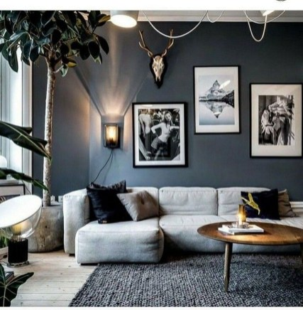 Latest Wall Decoration Ideas For Stunning Living Room03