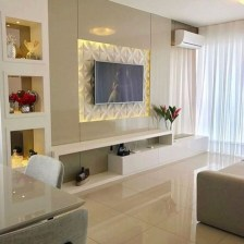 Latest Wall Decoration Ideas For Stunning Living Room14