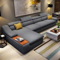 Newest Living Room Apartment Design Ideas For Your Apartment12
