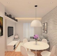 Newest Living Room Apartment Design Ideas For Your Apartment19