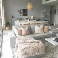 Newest Living Room Apartment Design Ideas For Your Apartment27