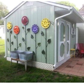 Popular Yard Décor Ideas To Copy Right Now15