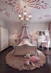 Pretty Princess Bedroom Design And Decor Ideas For Your Lovely Girl08