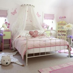 Pretty Princess Bedroom Design And Decor Ideas For Your Lovely Girl10