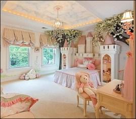 Pretty Princess Bedroom Design And Decor Ideas For Your Lovely Girl30