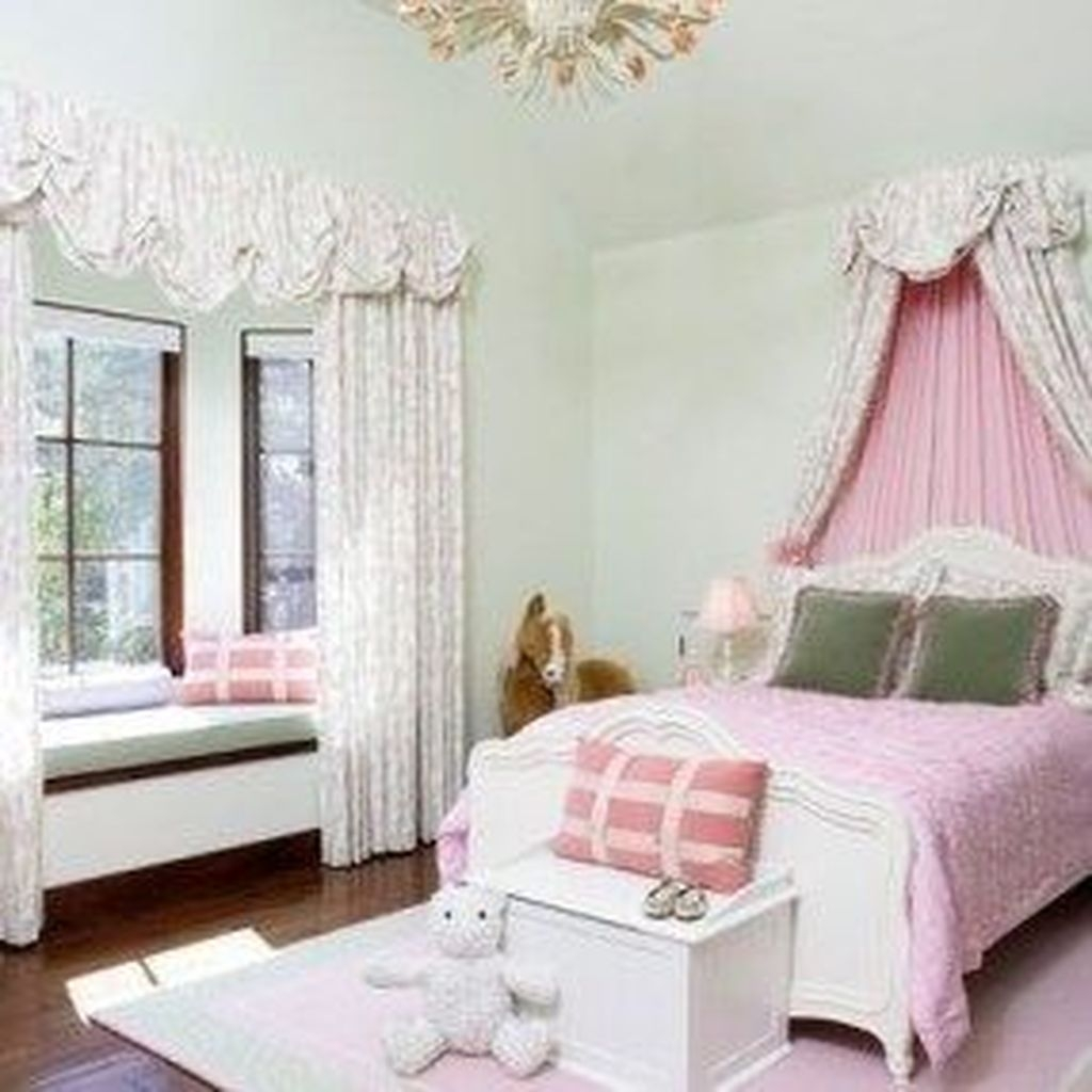 Pretty Princess Bedroom Design And Decor Ideas For Your Lovely Girl38