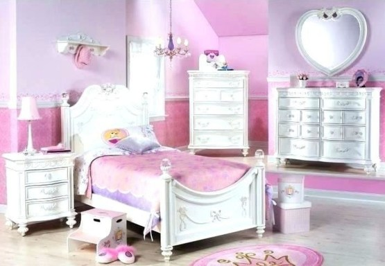Pretty Princess Bedroom Design And Decor Ideas For Your Lovely Girl45