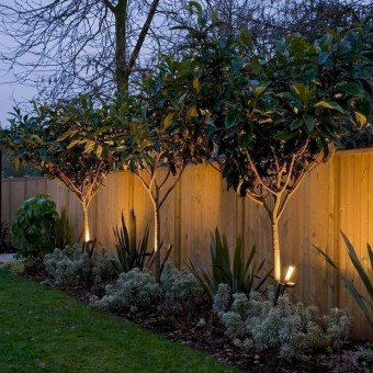 Smart Backyard Fence And Garden Design Ideas For Your Garden02