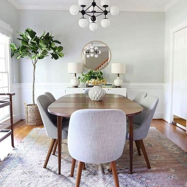 Spectacular Lighting Design Ideas For Awesome Dining Room32