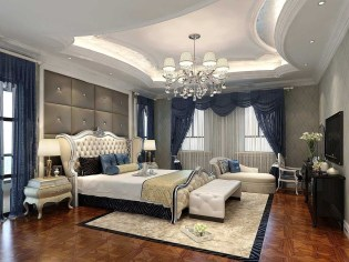 Unordinary Ceiling Design Ideas For Your Bedroom13
