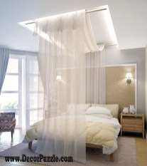 Unordinary Ceiling Design Ideas For Your Bedroom19
