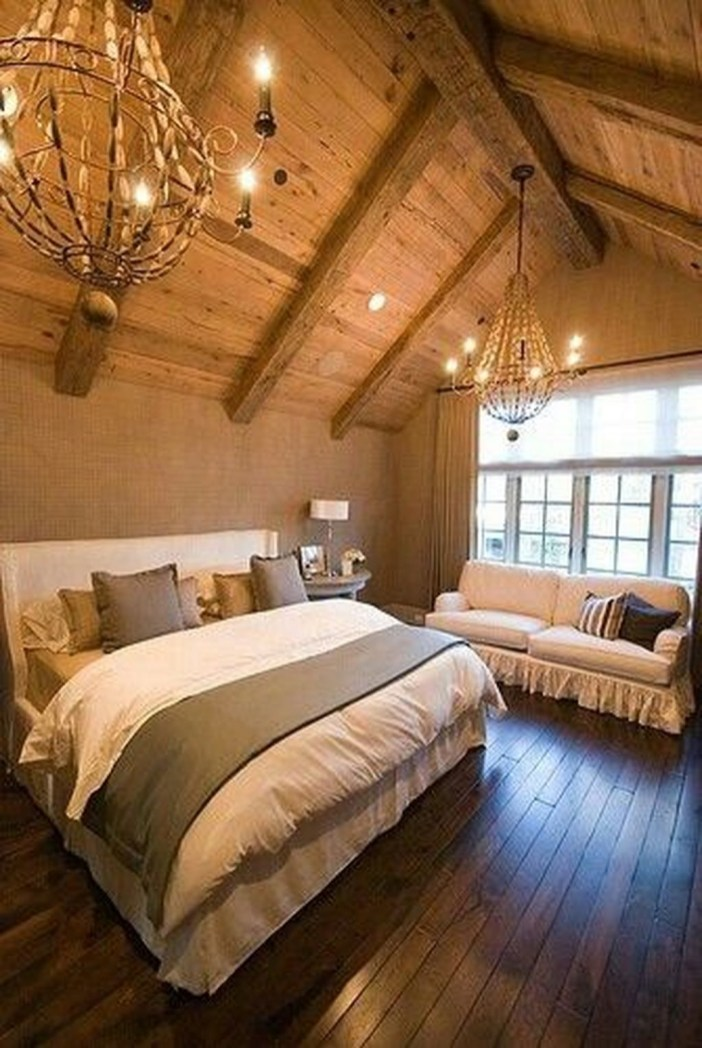 Unordinary Ceiling Design Ideas For Your Bedroom23