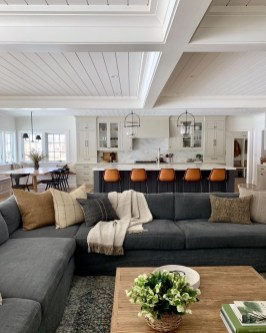 Unusual Ceiling Designs Ideas For Living Rooms17