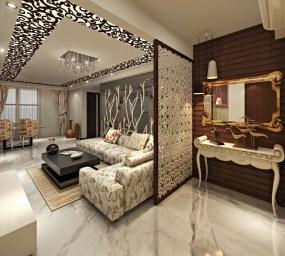Unusual Ceiling Designs Ideas For Living Rooms46