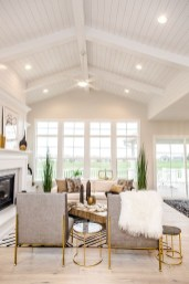 Unusual Ceiling Designs Ideas For Living Rooms47