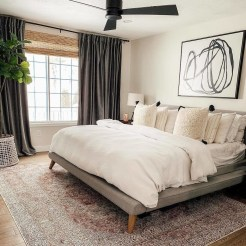 Awesome Bedroom Rug Ideas To Try Asap05