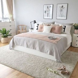 Awesome Bedroom Rug Ideas To Try Asap40