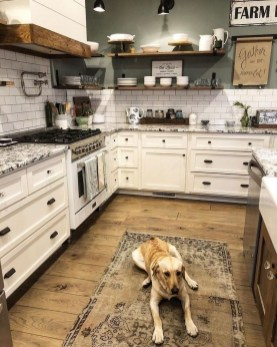 Beautiful Farmhouse Kitchen Décor And Remodel Ideas For You06