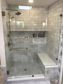 Best Master Bathroom Shower Remodel Ideas To Try13