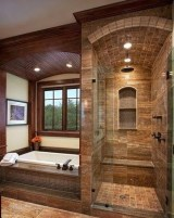 Best Master Bathroom Shower Remodel Ideas To Try14