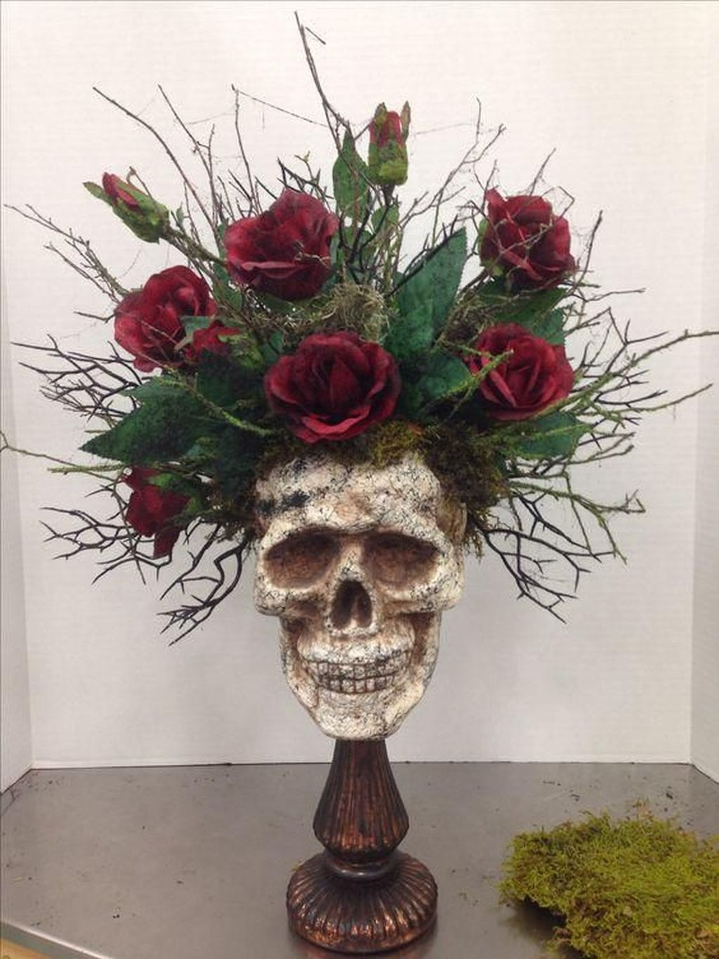 Casual Halloween Decorations Ideas That Are So Scary17