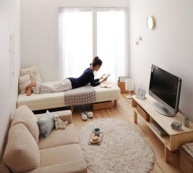 Charming Small Apartment Ideas For Space Saving16