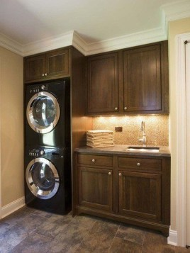 Cute Laundry Room Storage Shelves Ideas To Consider08