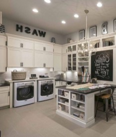 Cute Laundry Room Storage Shelves Ideas To Consider38