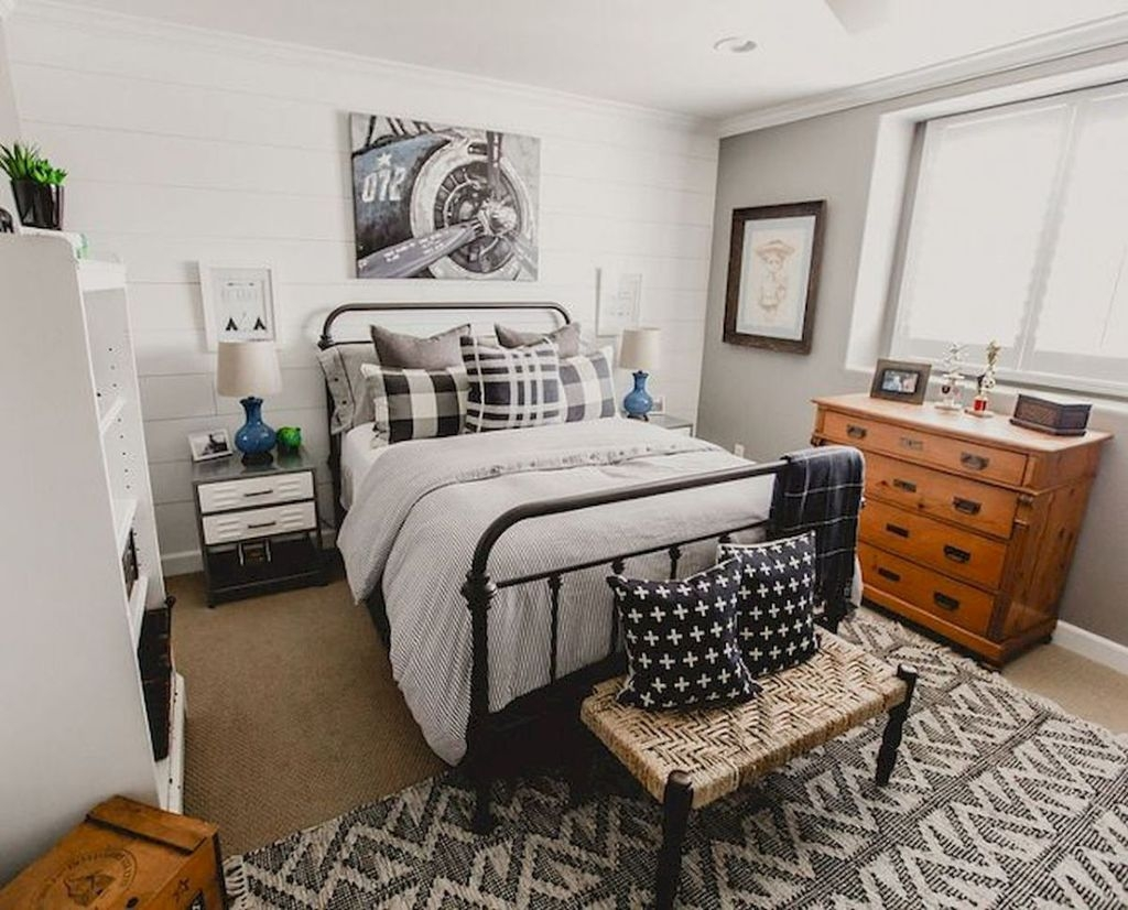 Elegant Boys Bedroom Ideas That You Must Try31