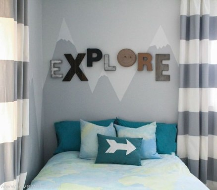 Elegant Boys Bedroom Ideas That You Must Try43