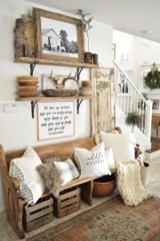 Excellent Fall Decorating Ideas For Home With Farmhouse Style03