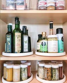 Glamour Kitchen Organization Decor Ideas To Try Right Now01