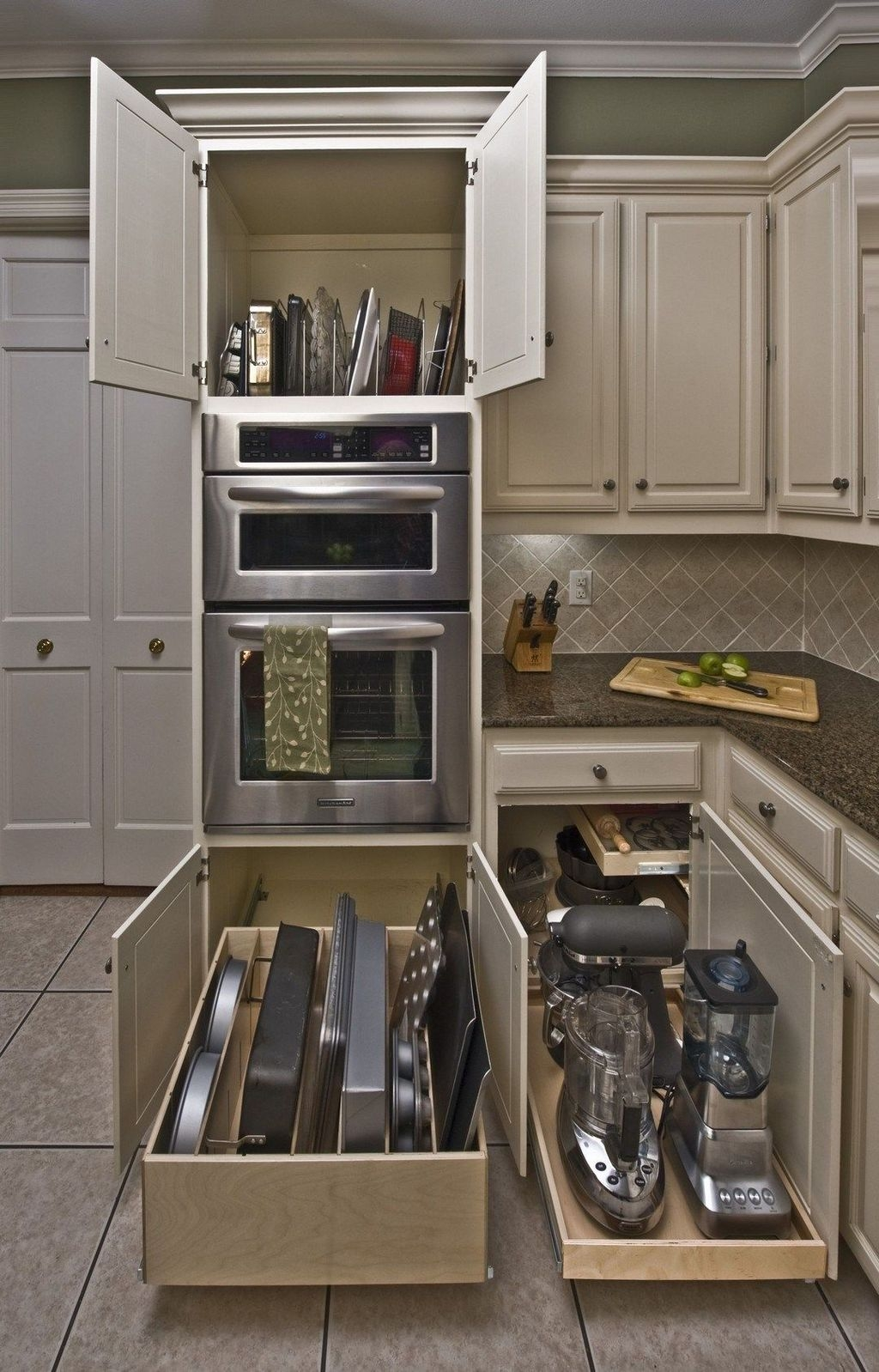 Glamour Kitchen Organization Decor Ideas To Try Right Now22