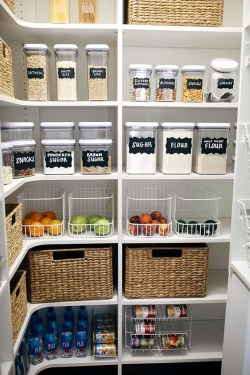 Glamour Kitchen Organization Decor Ideas To Try Right Now43