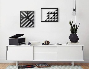 Impressive Minimalist Wall Art Decoration Ideas To Copy Right Now08