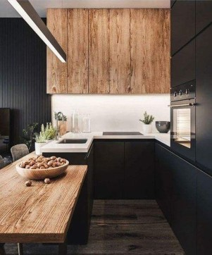 Incredible Black And White Kitchen Ideas To Try07