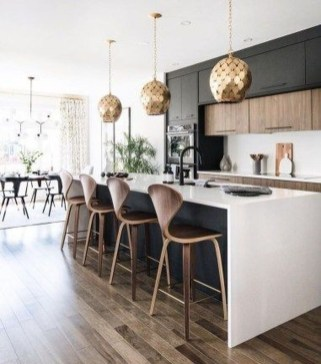 Incredible Black And White Kitchen Ideas To Try17