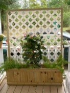 Pretty Privacy Fence Planter Boxes Ideas To Try08