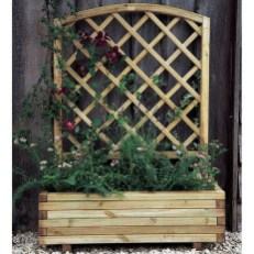 Pretty Privacy Fence Planter Boxes Ideas To Try12
