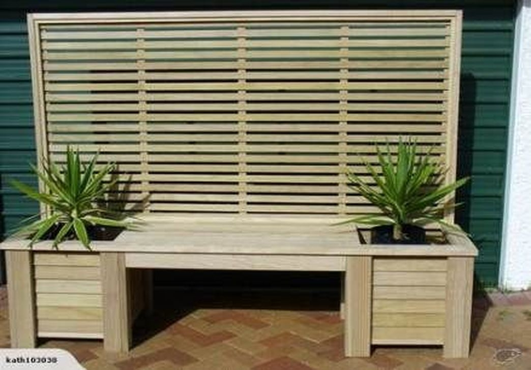 Pretty Privacy Fence Planter Boxes Ideas To Try39