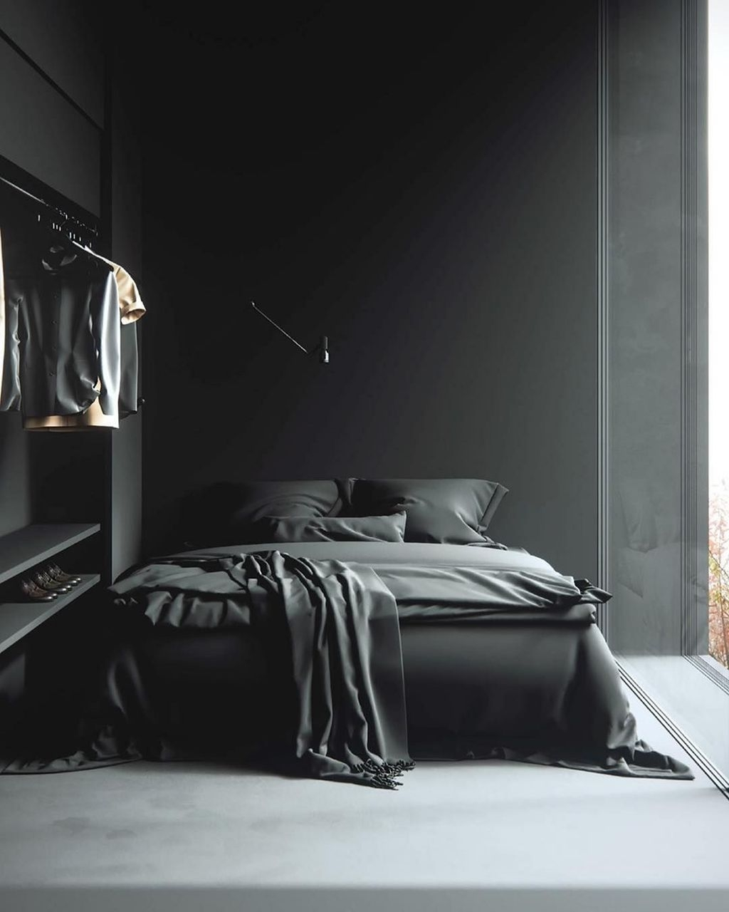 Stylish Bedroom Design Ideas For You To Apply In Your Home06