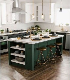 Unordinary Kitchen Colors Design Ideas That Looks Cool04