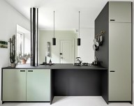 Unordinary Kitchen Colors Design Ideas That Looks Cool07